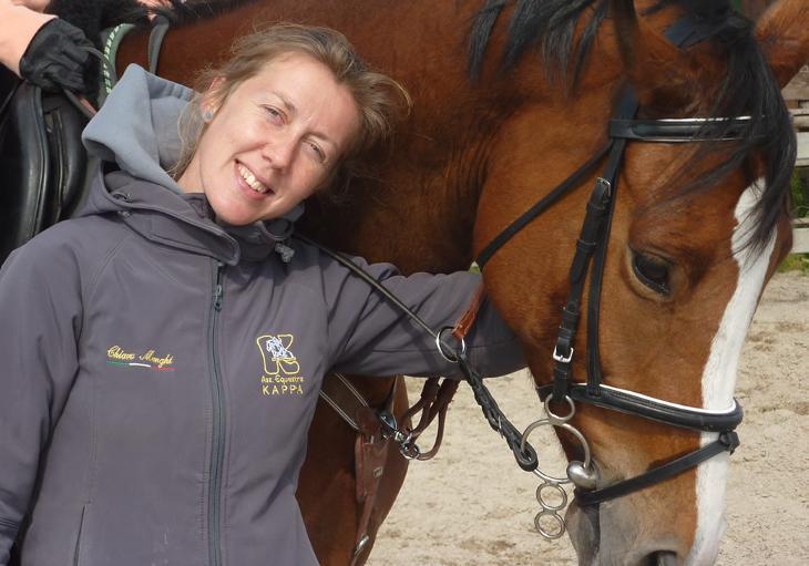 Chiara Menghi Pony Club