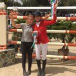 Scuola equitazione Kappa Equestre salto ostacoli