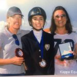 Scuola equitazione Kappa Equestre premiazione allievi