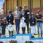 Scuola equitazione Kappa Equestre podio vincitori
