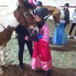 Scuola equitazione Kappa Equestre bambino con pony