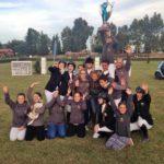 Scuola equitazione Kappa Equestre allievi foto di gruppo