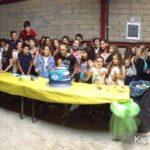 Scuola equitazione Kappa Equestre festa dei bambini della scuola pony