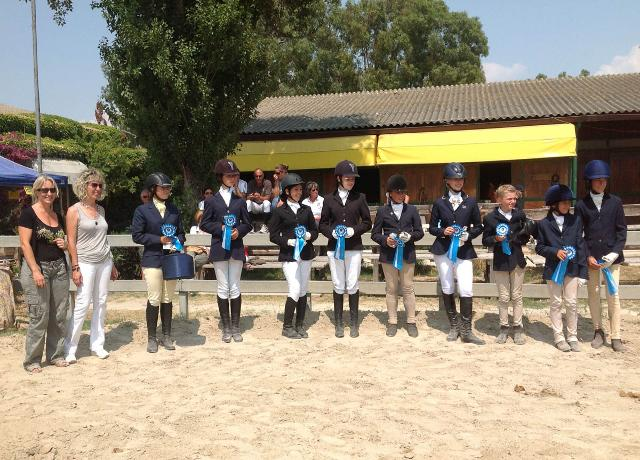 Concorso Ippico Nazionale 2017 presso il Circolo Equestre Kappa