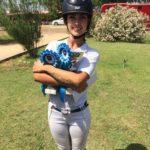 Scuola equitazione Kappa Equestre vincitore gara