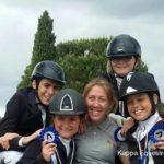 Scuola equitazione Kappa Equestre istruttore scuola pony