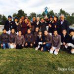 Scuola equitazione Kappa Equestre foto di gruppo soci