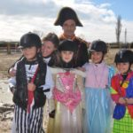 Equestre Kappa festa carnevale
